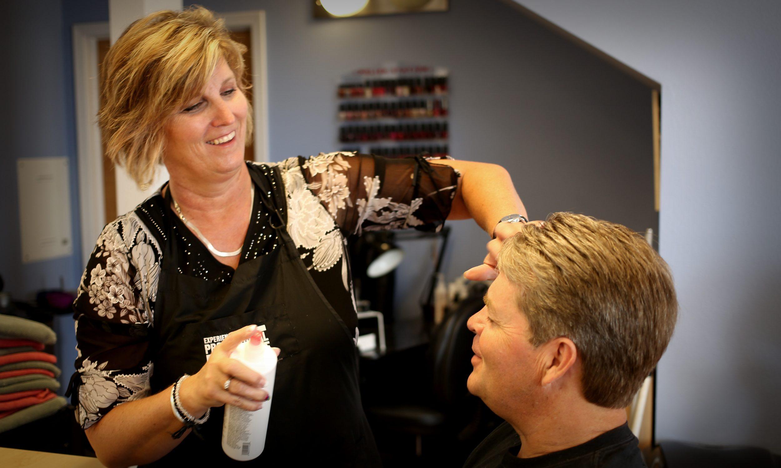 Client – Grand Junction Hair Salon